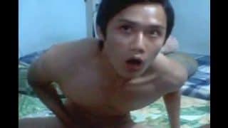 Vietnamita de Omegle deslechándose con cada uno de los que chateaba